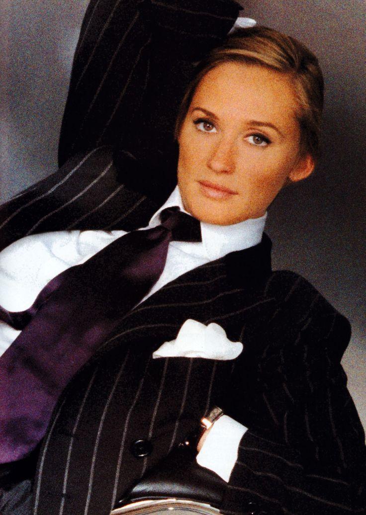 Ralph Lauren, Harper's Bazaar, September 1992.