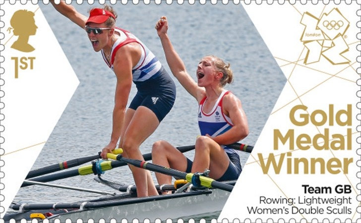 Katherine Copeland & Sophie Hosking Rowing (Lightweight) Women's Double Sculls