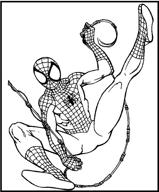 57 best Spiderman images on Pinterest  Coloring pictures for kids
