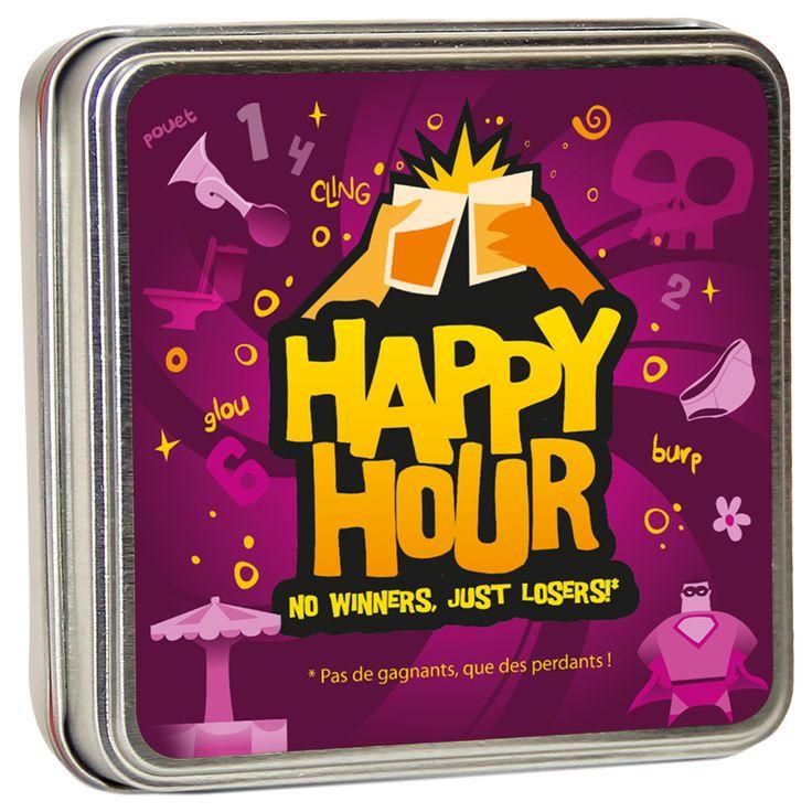 Jeux de société Happy hours - 11,00€