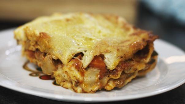 Lasagne (Dagelijkse kost - Eén)