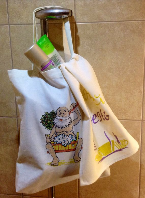 Bag for the bathroom to store bath accessoriesl от ComfortSV