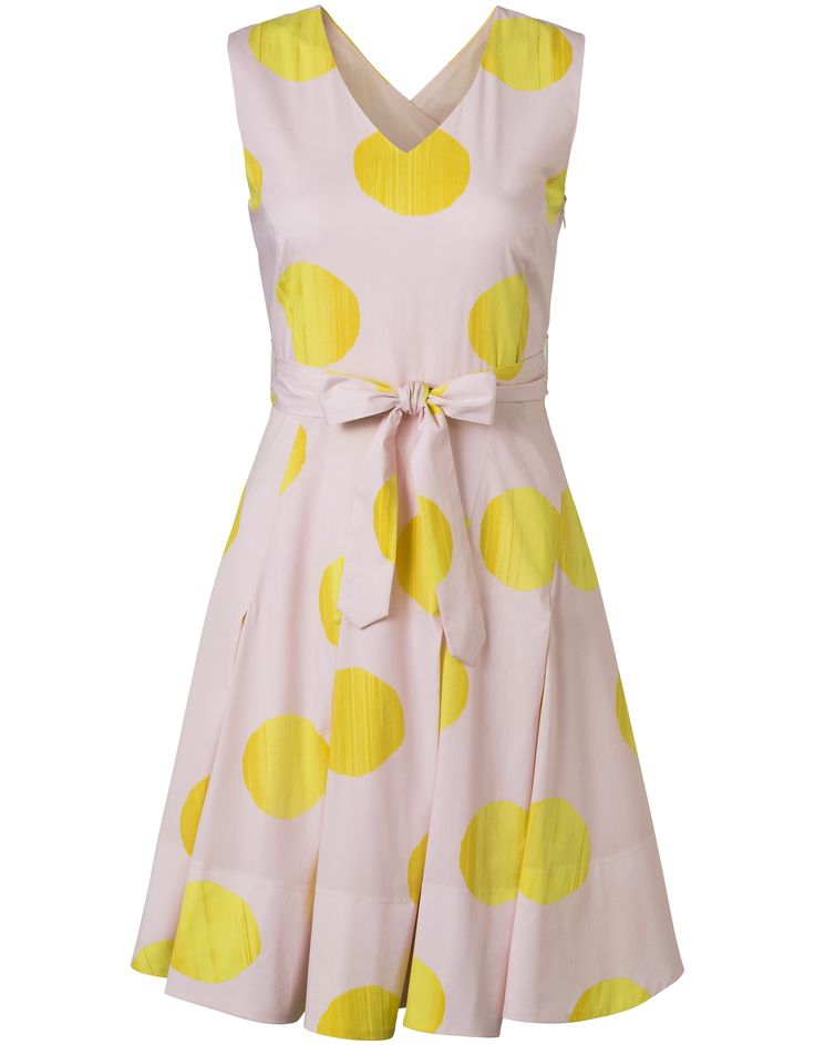 OILILY Women's Wear - Spring Summer 2015 - Dress Dotty