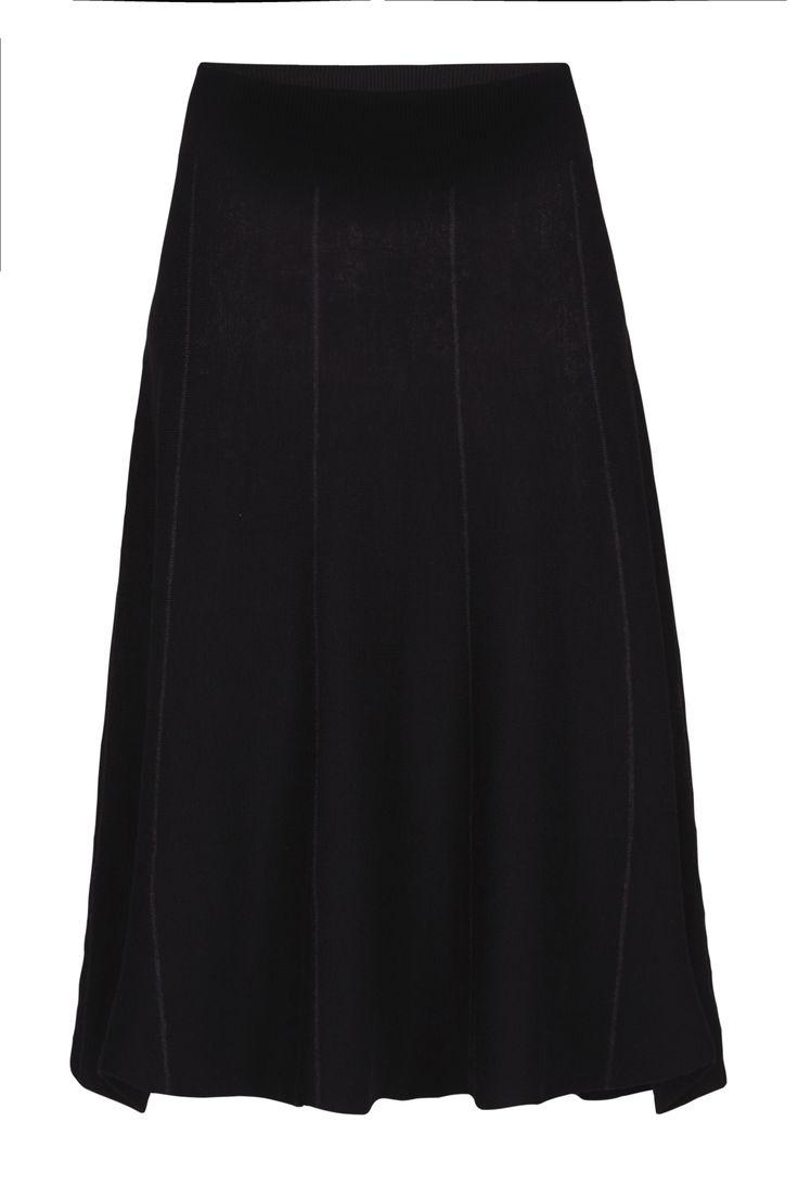 Anna Knit Skirt - 1