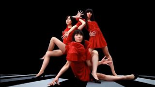 Min tredje hjärnhalva: Jpop: Perfume (パフューム)