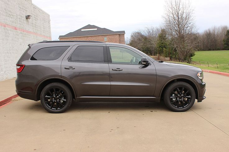 2017 Dodge Durango RT Blacktop V-8