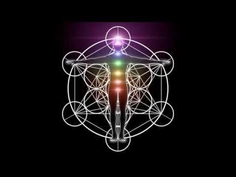 Meditação Holográfica -  O Poder da Flor da Vida - Receba a força da Matriz do Universo
