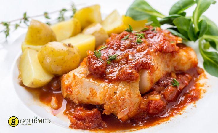 Τσιλαδιά Μεσσηνίας στον φούρνο με σταφίδες και θυμάρι - gourmed.gr