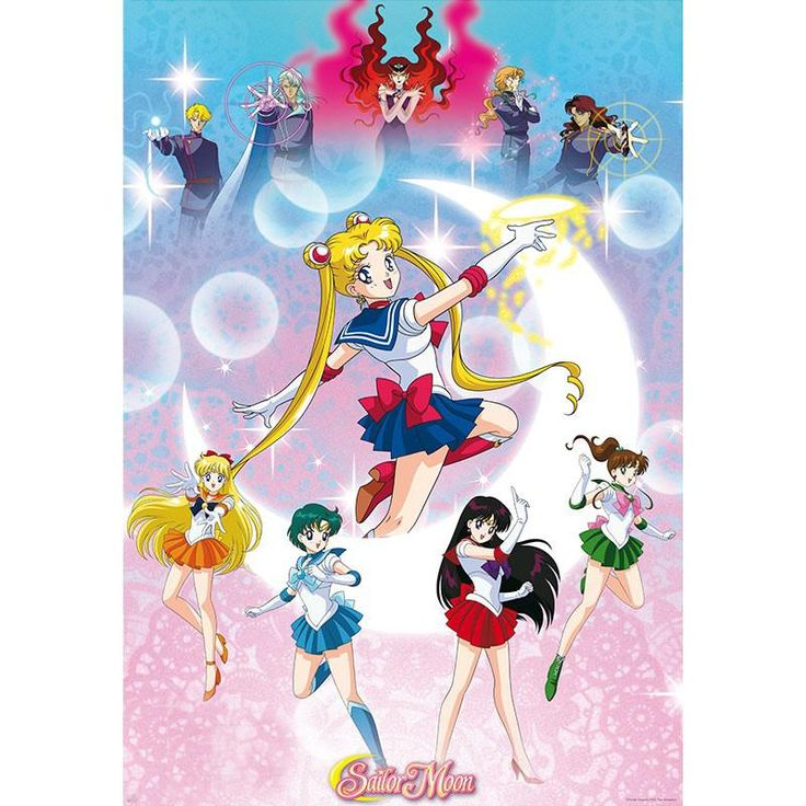 #SailorMoon