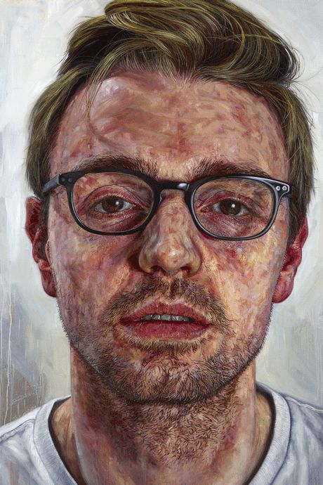 Self Portrait - Ian Cumberland