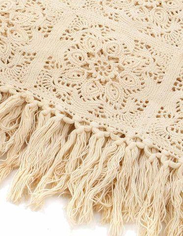 Maggie's Crochet · Provincial Crochet Bedspread Pattern . Bieke