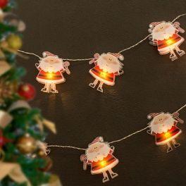 Enfeite de Pais Natais com Luzes
