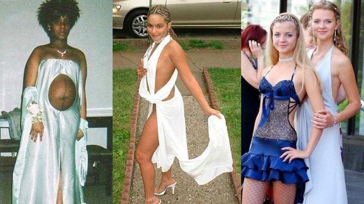 Really bad prom dresses :D | Hot Vids | Pinterest | Worst ...