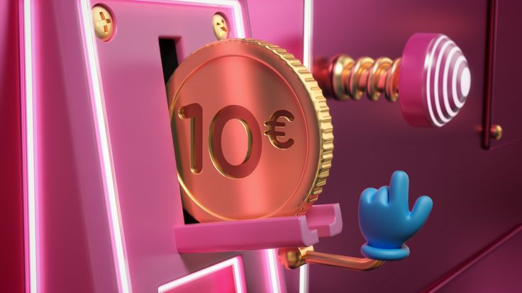 full 3d TV commercial for ouigo, project designed directed and produced by nikopicto. The animation shows 10 euros getting slipped into the coin slot of a pinball machine, where a miniature train gets pinged into action and goes bopping. The brand's value…