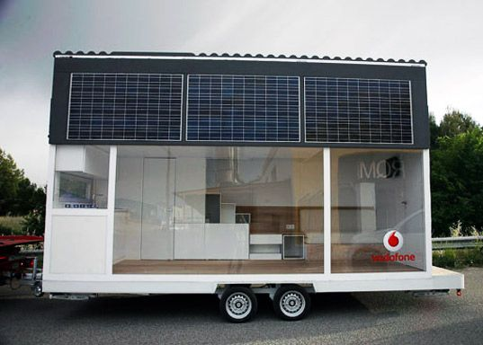 10 best mobile office images on Pinterest   Projects, Architecture ...