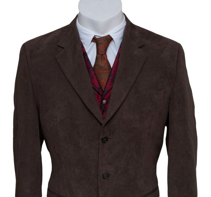 Ralph Lauren Corduroy Ceo Blazer Suit Sport Coat Jacket