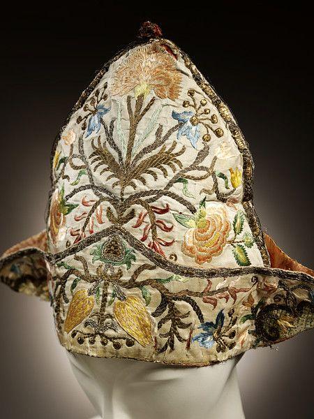 Man's Nightcap  1740s  The Victoria & Albert Museum