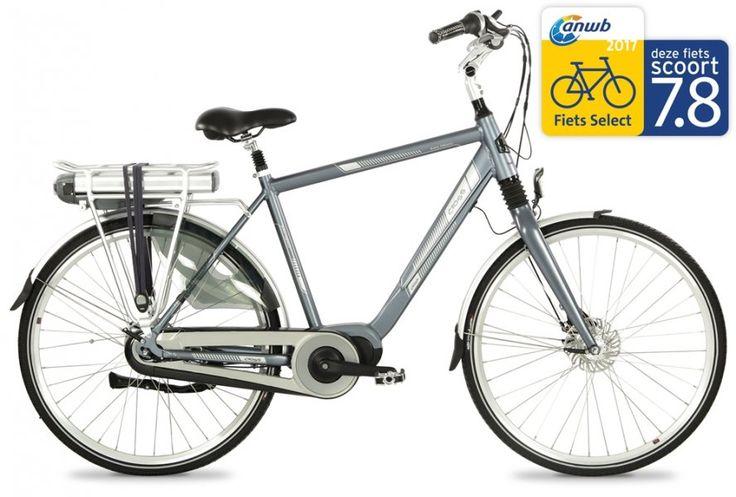 #dagaanbieding 8 oktober: Cross San Remo – Elektrische fiets dagaanbieding. Vandaag van 2,799.00€ , voor 1,799.00€. ------------------------------------------------------------------------------- De Cross San Remo is een comfortabele elektrische fiets. Dankzij het gebruik van het Bafang Systeem in combinatie met de compacte sterke licht gewicht accu maakt van deze fiets de ultieme e-bike van dit moment. De Cross Comfort Deluxe is o.a. voorzien van: – Shimano rollerbrakes voor en achter