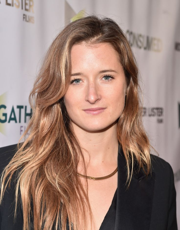 """Grace Gummer Photos Photos - Actress Grace Gummer attends the Los Angeles premiere of Mister Lister Films' """"Consumed""""  at Laemmle Music Hall on November 11, 2015 in Beverly Hills, California. - Premiere of Mister Lister Film's 'Consumed' - Red Carpet"""