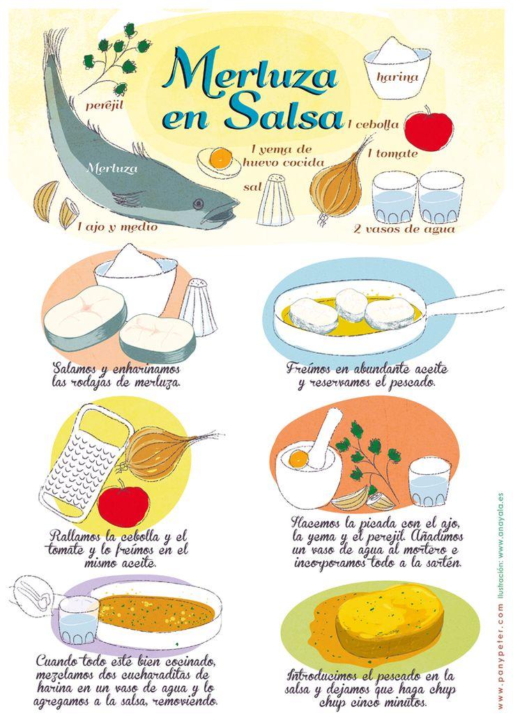 Pan y Peter: Merluza en Salsa