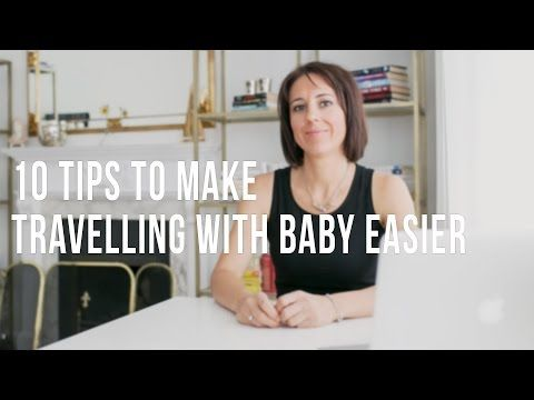 How to Travel with Baby   Make it Easy - YouTube