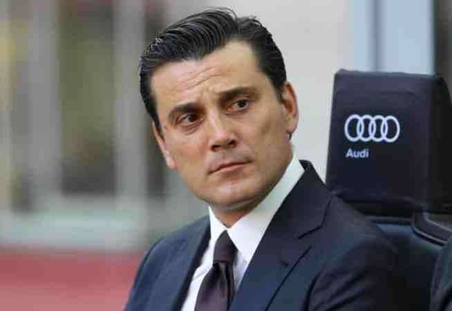 Vincenzo Montella's way to the Manager-spot of Milan.