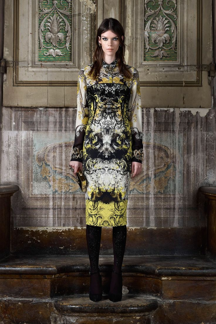 sneaker villa philadelphia Roberto Cavalli Pre Fall    Collection  Gallery  Style com