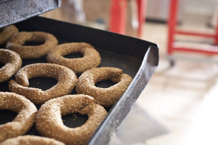 Typical Cookies from Sifnos Island