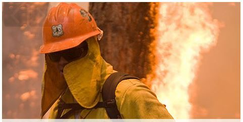 United States Forest Service Deploys the Avenza PDF Maps App for Fire-Fighting | GISuser.com