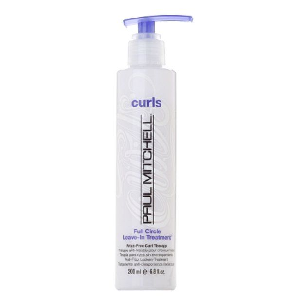 Paul Mitchell Curls Full Circle Leave-In Treatment Frizz-Free Curl Therapy