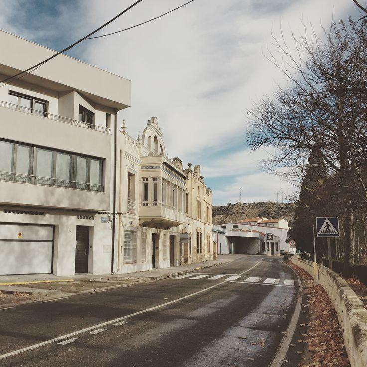 Paseo Andrade- Alcañiz