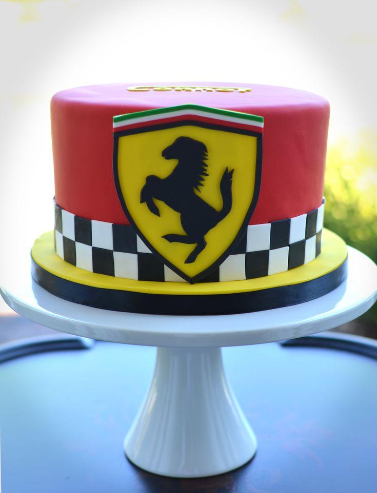 Ferrari Cake                                                                                                                                                                                 More