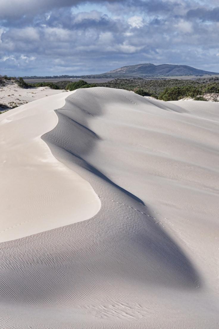 Sand dunes of Wylie Bay.. near Esperance, #WesternAustralia