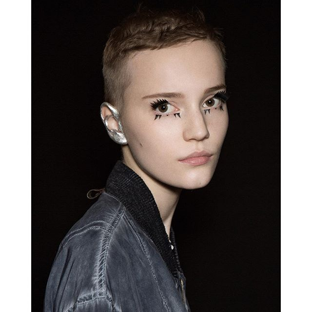 patmcgrathreal via Instagram - Louis Vuitton SS16