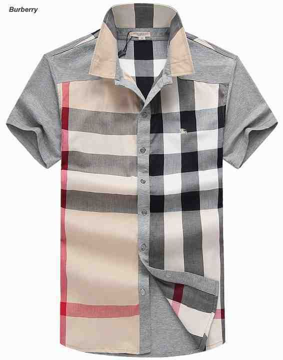 MENS BURBERRY SHIRT SIZE XL