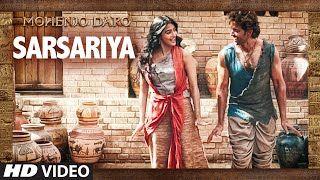 """""""SARSARIYA"""" Video Song MOHENJO DARO   A.R. RAHMAN SHASHWAT SHASHAA Hrithik Roshan Pooja Hegde -  #Songs #Bollywood #Movie #film #HrithikRoshan #poojahegde"""