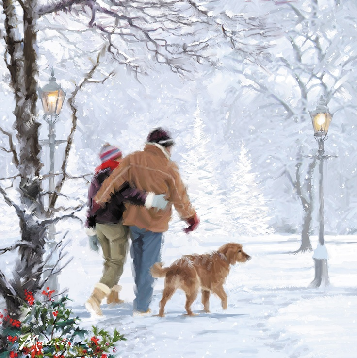 Christmas Lights Shop Charnock Richard: Let Me Walk In The Snow And Leave Footprints Of Love