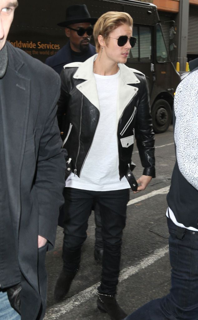 Justin Bieber And Anna Wintour Attend The Launch Of The New Adidas Yeezy 750 Boost - http://oceanup.com/2015/02/12/justin-bieber-and-anna-wintour-attend-the-launch-of-the-new-adidas-yeezy-750-boost/