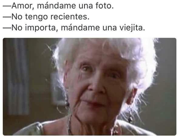 #meme #humor #foto #viejita
