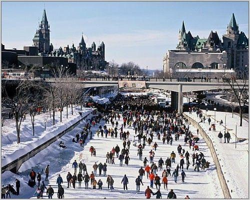 Ottawa's Winterlude