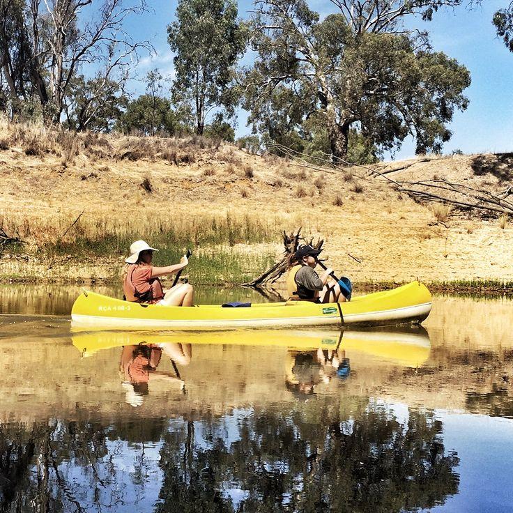 Weekend fun down the river #fun #kayak