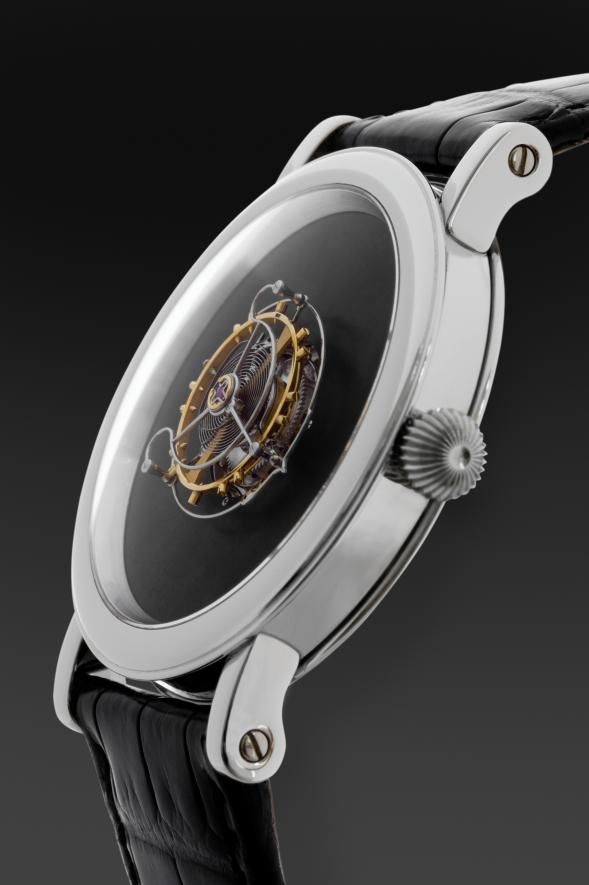 News : Haldimann Horology H8 Sculptura