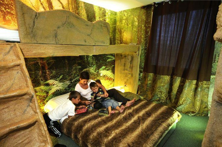Chambres premium h tel jules verne site du futuroscope - Hotel jules verne futuroscope chambre ...