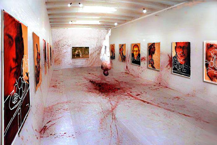 'dogfight' Solo Exhibition | Stefan Blom Art