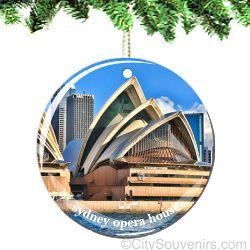 NYCwebStore.com - Sydney Opera House Porcelain Christmas Ornament, $12.99 (http://www.nycwebstore.com/sydney-opera-house-porcelain-christmas-ornament/)