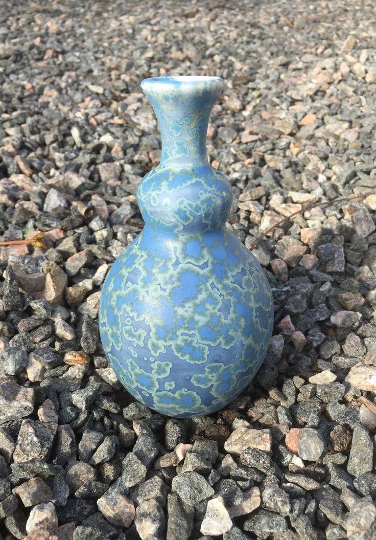 Bjarne Nielsen. New silky matte zink-barium glaze,