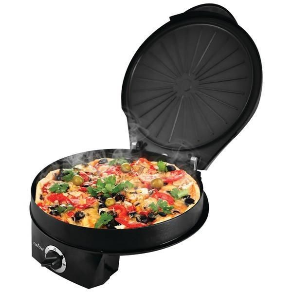 NutriChef PKPZM12 Nutrichef Electric Pizza Oven