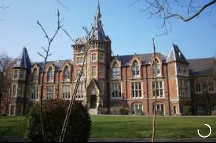 The French Hospital, Cardinal Pole School,now Mossbourne Victoria Park Academy, Victoria Park Road, Hackney