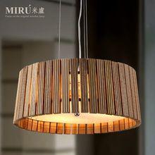 Milutinoviç [] - şekilli aydınlatma tasarımcısı sanat aydınlatma oturma odası hotel restaurant yatak odası ahşap Avize (Çin (Anakara))