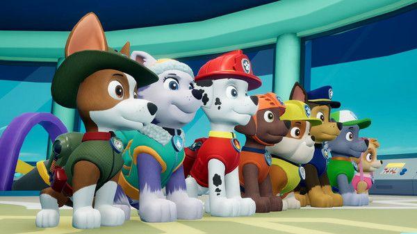 Paw Patrol On A Roll Free Download Paw Patrol Cartoon Paw Patrol Pups Paw Patrol